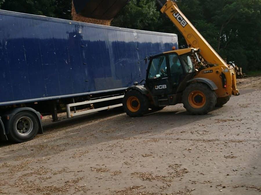 Biomass Transportation