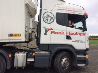 Eddie, Transport Manager